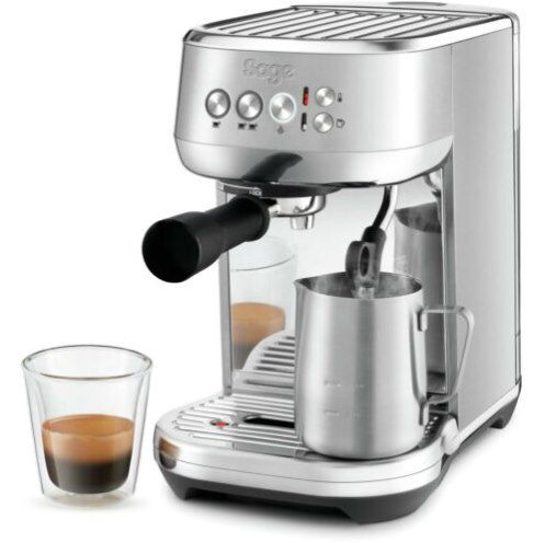 Sage the Bambino Plus Espressomaschine für 267,79€ (statt 349€)