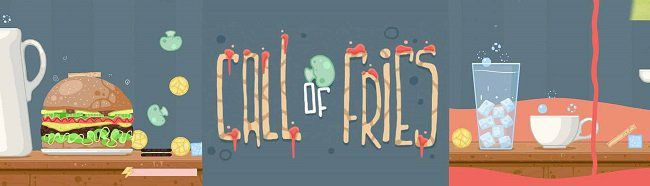 IndieGala: Call of Fries kostenlos (statt ab ca. 3€)