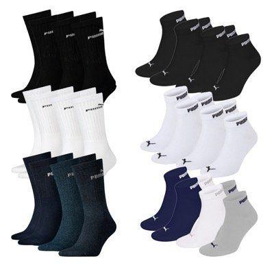 Puma Socken Apokalypse: 19 Paar Puma Socken für 31,49€ (statt 44€)   nur 1,66€ pro Paar