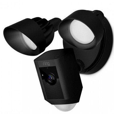 Ring Floodlight Cam HD Kamera mit Flutlicht und Alexa für 129€ (statt 199€)