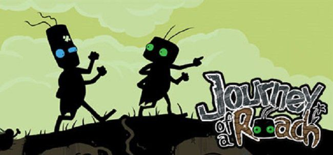 IndieGala: Journey of a Roach kostenlos (Metacritic 6,9/10)