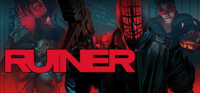 EpicGames: Ruiner kostenlos (IMDb 7,4/10)