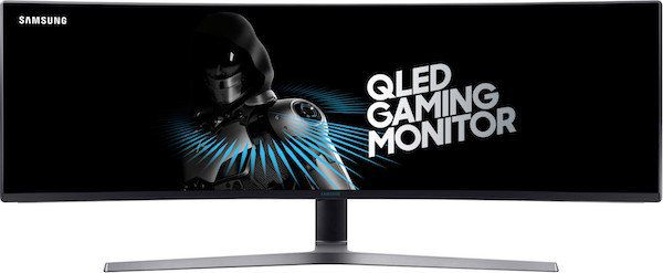 Samsung C49HG90   49 Zoll UltraWide QLED Curved Gaming Monitor ab 614,99€ (statt 699€)