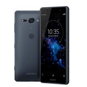 Sony Xperia XZ2 compact (5, 64GB, 19 MP) in Schwarz für 225,94€ (statt 348€)