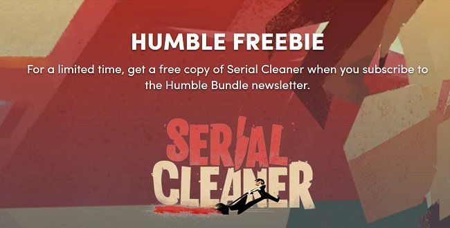 Humble Store: Serial Cleaner kostenlos (Metacritic 7,4/10)