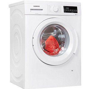 SIEMENS WU14Q420 iQ500 Waschmaschine mit 8 kg und EEK A+++ ab 399€ (statt 489€)