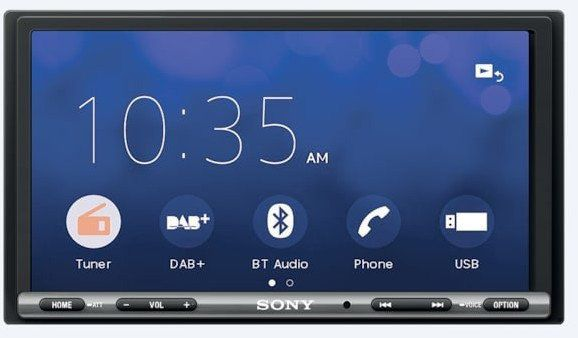 Sony XAV AX3005DB Navi Receiver (Apple CarPlay / Android Auto) für 302,39€ (statt 332€) + 18,85€ in Superpunkten