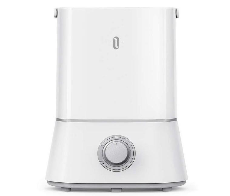 TaoTronics Ultraschall Luftbefeuchter mit 4l Wassertank für 29,99€ (statt 47€)