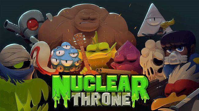 EpicGames: Nuclear Throne kostenlos abstauben (IMDb 7,5/10)