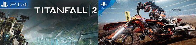 PlayStation Store: Titanfall 2 & Monster Energy Supercross gratis