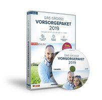 PEARL: Das große FRANZIS Vorsorge Paket 2019 gratis (statt ab 20€) + VSK