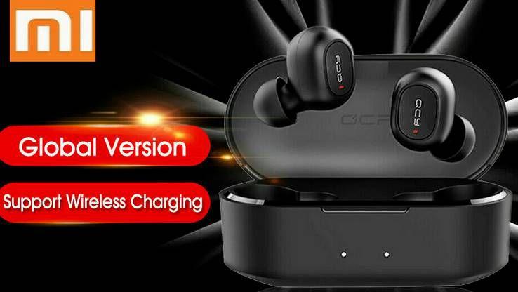 QCY T2S Bluetooth 5.0 TWS InEar Kopfhörer für 22,59€   aus DE