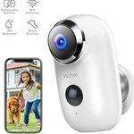 Victure EC730 1080p Überwachungskamera für Außen mit Akku für 44,99€ (statt 90€)