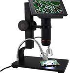 Andonstar ADSM302 – 1080p Digitalemikroskop mit 5 Zoll Bildschirm für 160,35€ (statt 255€) – aus DE