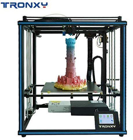 Tronxy X5SA 3D Drucker mit Auto Leveling & Touchschreen für 281,99€ (statt 300€)