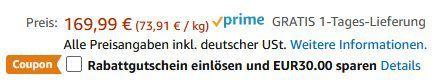 Nekan 17 kPa Akku Handstaubsauger mit 3 Stufen für 88,99€ (statt 170€)