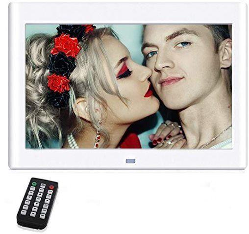 10 Zoll digitaler Bilderrahmen (1024 × 600) für 39,99€ (statt 80€)