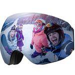 OMORC Skibrille mit UV-Schutz für 12,99€