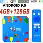 H96 Mini 6k TV-Box mit Android 9.0 & 128GB ROM für 44,59€ – aus DE