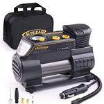 AUTLEAD C2 Luftkompressor (12V DC) mit LED-Lampe für 23,99€ (statt 40€)