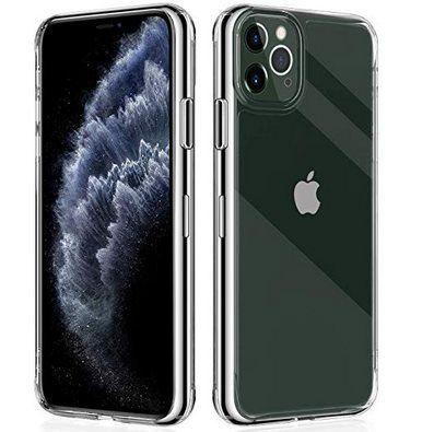 iPhone 11 Pro Handyhülle aus gehärtetem Glas für 4,50€   Prime