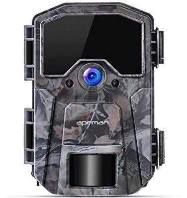 Apeman H55   1080p Wildkamera mit 20MP für 33,99€ (statt 60€)