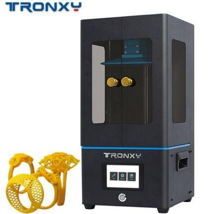 TRONXY Ultrabot LED SLA 3D Drucker mit Touchscreen für 329,99€   aus DE