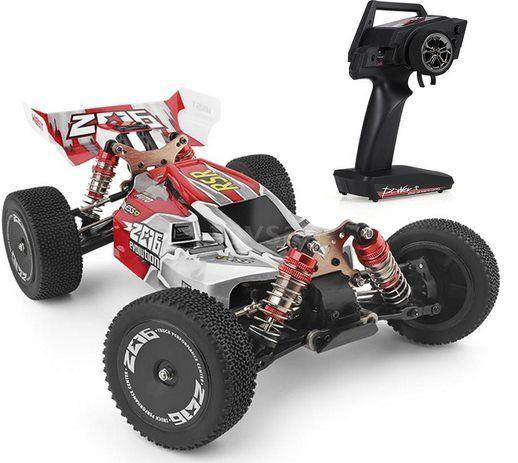 Wltoys XKS 144001 RC CAR mit bis zu 60km/h für 67,99€   aus DE