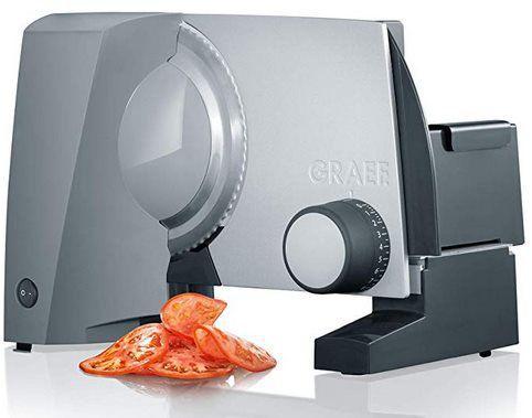 Graef Sliced Kitchen G 50 Allesschneider für 64,99€ (statt 84€)