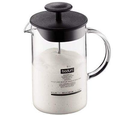 Bodum Latteo Milchschäumer (0,25 l) für 9,99€ (statt 21€)   Primer