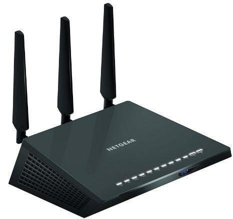 Netgear R6800 Dualband Gigabit WLAN Router für 55,90€ (statt 106€)
