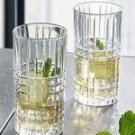 """12er-Pack Nachtmann Gläser-Set """"Square"""" (Kristallglas mit Schliff) für 16,80€ (statt 44€)"""