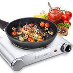 SUNAVO CB-H11 elektrische Kochplatte mit 1500W für 19,83€ (statt 36€)