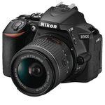 Nikon D5600 Kit – DSLR-Kamera mit 18-55 mm Objektiv für 444€ (statt 540€)