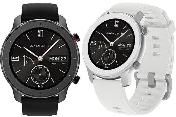 Xiaomi AMAZFIT GTR 42mm GPS Smartwatch für 104,99€ (statt 125€)   aus DE
