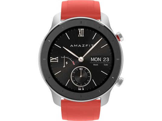 AMAZFIT GTR 42.6 mm Smartwatch mit Silikonarmband ab 111€ (statt 125€)