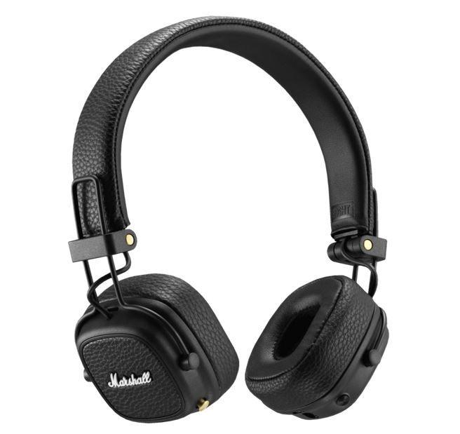 Marshall Major III Voice Bluetooth On ear Kopfhörer für 64,90€ (statt 84€)