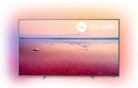 PHILIPS 75 UltraHD Fernseher 75PUS6754/12 mit 3 fachem Ambilight für 999€ (statt 1.199€)