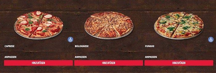 Knaller: 🍕Bei Dominos heute jede Classic Pizza nur 2€ bei Abholung (z.B. Kap Verde statt 4,99€)