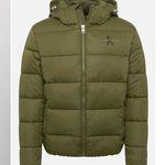 Calvin Klein Jeans Herren Winterjacke Monogram für 159,20€(statt 199€)