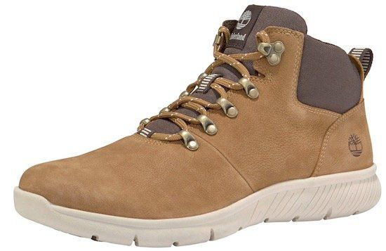 Schnell? Timberland Boltero Leather Hiker Sneaker ab 54,99€ (statt 126€)
