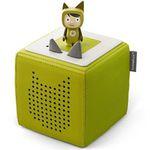 Toniebox Starter-Set mit Kreativ-Tonie in Grün oder Pink für 68,94€