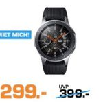 Saturn Streichpreisflyer mit Highlights wie z.B. Samsung Galaxy Watch 46mm für 199€ (statt 243€)