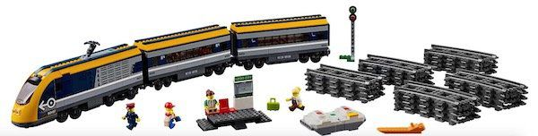 LEGO City   Personenzug (60197) für 84,61€ (statt 94€)