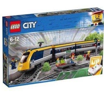 LEGO City – Personenzug (60197) für 84,99€ (statt 94€)
