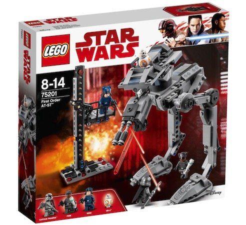 LEGO Star Wars   First Order AT ST (75201) für 32,94€ (statt 40€)