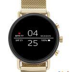 Skagen SKT5110 Connected Damen Smartwatch mit goldenem Milanaisearmband für 148€ (statt 224€)