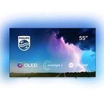 Philips 55OLED754 – 55 Zoll OLED Fernseher mit 3-seitigem Ambilight für 1.099,99€ (statt 1.329€)