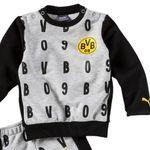 Puma BVB Minicats Kinder Jogginanzug in Gr. 62-98 für 14,99€ (statt 30€)
