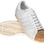 adidas Originals Superstar 80s Cork Sneaker für 57,99€ (statt 70€) – Restgrößen